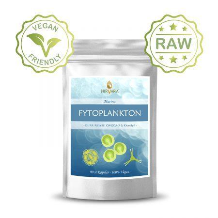 Marina Fytoplankton kapslar